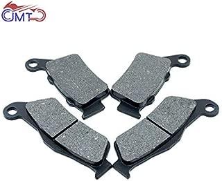 For Husaberg Fc400 Fe400 Fc501 Fe501 Fe600E Fx600 1999 Fe400E Fe501E 99-02 Fs400C Fs400E 01-04 Front Rear Brake Pads Set Kit