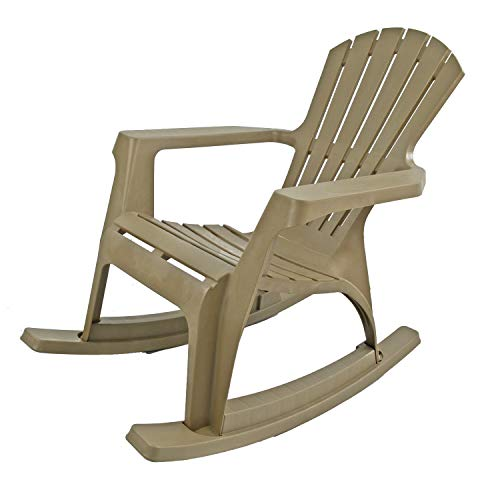 TRABELLA ANDRIA ROCKING Chair Taupe