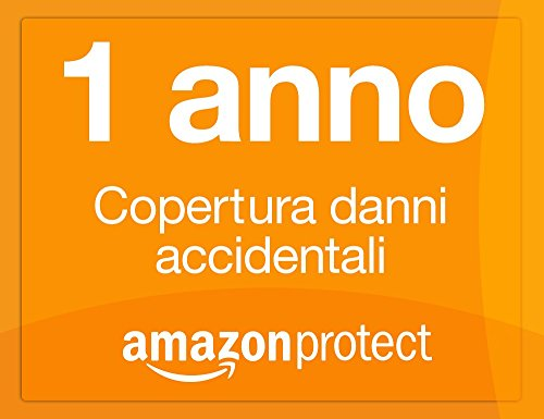 Amazon Protect 1 anno copertura danni accidentali per lettori audio portatili da 20,00 EUR a 29,99 EUR
