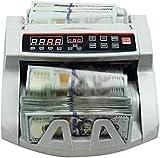 CHUXJ Il denaro contatore contraffazione Bill Detection Cash conta macchina Bill che conta macchina rilevatore UV/MG contraffatti paesi come US Dollar Euro British Pound Canada Giappone Etc