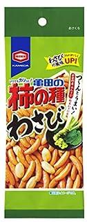 亀田製菓 亀田の柿の種わさび 68g×10袋