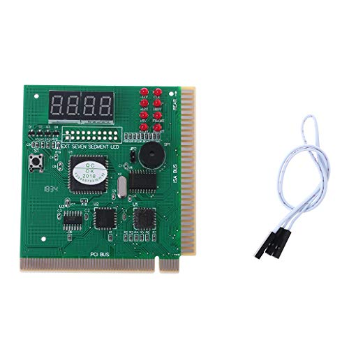 User PC Computer Diagnosekarte Mainboard POST Tester
