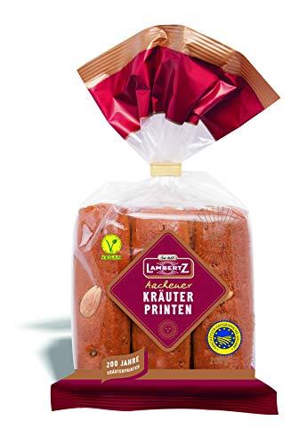 Lambertz Aachener Krauter Printen - German Holiday Cookies, 7.1 oz