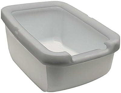 Catit Cat Litter Pan, Gray, 58702 by Catit