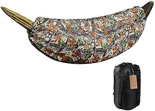 Multifonctionnel en Plein Air Hamac sous-Couette Sac De Couchage Léger Camping Couette Emballable Complet Longueur sous Couverture