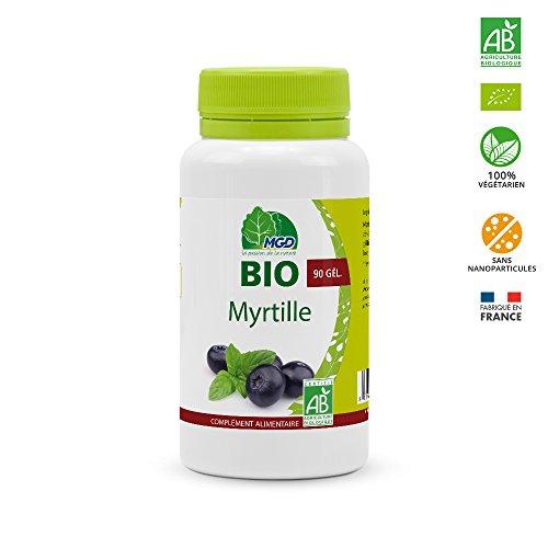 MGD Nature 1BIOGMYR - Árbol orgánico para alimentos