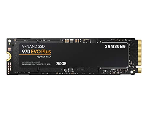 Samsung SSD 970 EVO Plus 500GB m.2-2280 Bulk - MZ-V7S500E