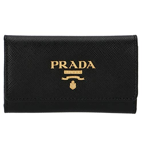 PRADA(プラダ)キーケース4連レディースサフィアーノ4連キーケース1PG004QWA002[並行輸入品]