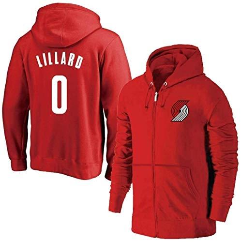 ZEH Damian Lillard - Sudadera con capucha para hombre, diseño de Portland Trail Blazers 0