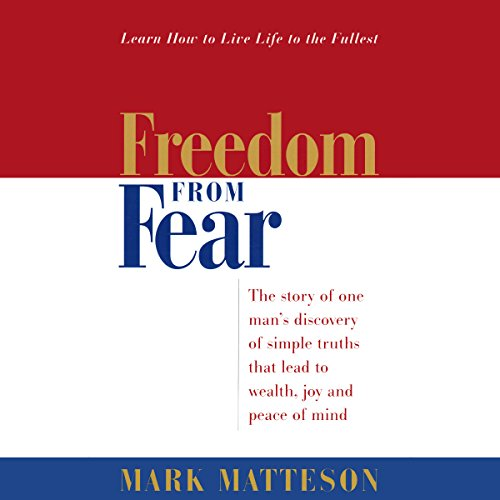 Freedom from Fear audiobook cover art