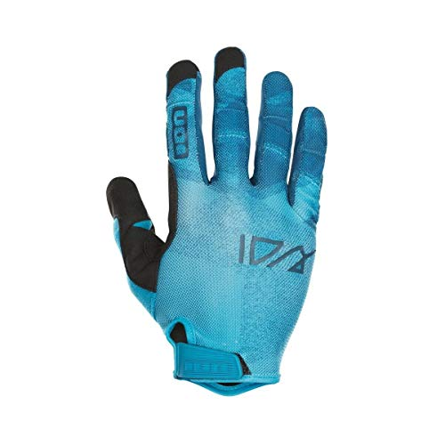 Ion Traze Fahrrad Handschuhe lang blau 2019: Größe: L