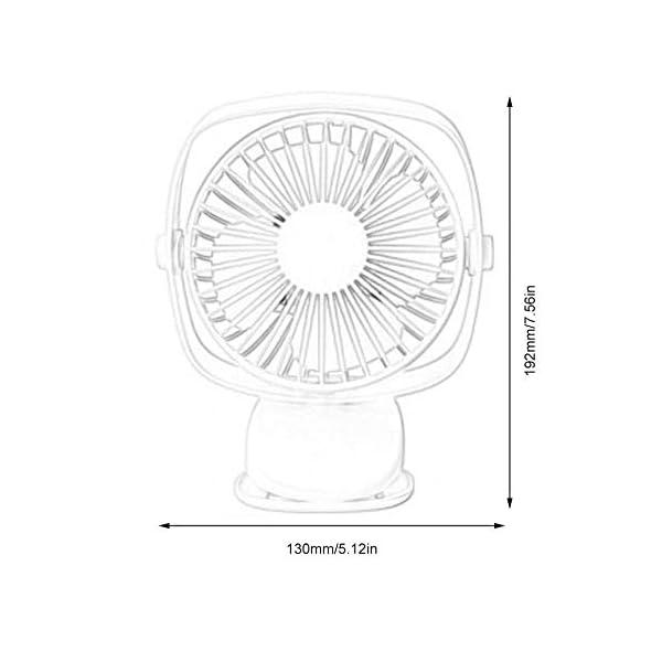 Ventilador-Clip-Ventilador-Clip-Silenciar-Clip-Mano-Ventilador-Ventilador-Conveniente-Personalidad-Creativa-Rosa-Mini-Usb-Para-La-Carga-Del-Ventilador-Ventilador-Estudiante-Verano-Pequeo-Ventilado