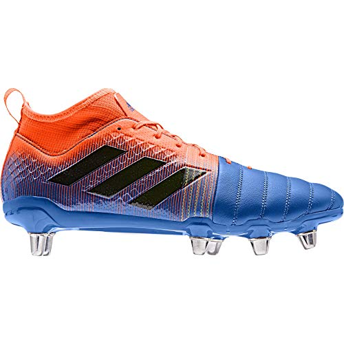 adidas Kakari X-kevlar 2 (sg), Men's Rugby Boots, Multicolour (Azul/Negbás/Narsol 000), 12.5 UK (48 EU)