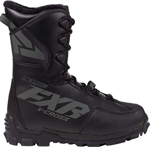 FXR X-Cross Pro Speed Boot 2020 (Black Ops - Men's 10.5/Women's 12.5/EU 44)