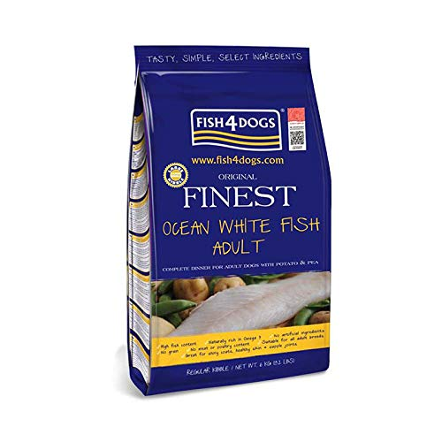 Fish4Dogs Canine Adult Small Bacalao 6Kg 6000 g