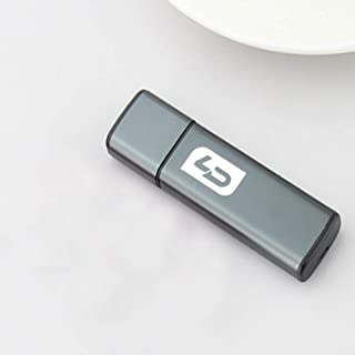HAHOME Waterproof USB 2.0 Flash Drive 16 GB (Black)