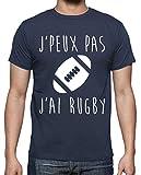tostadora - Tee Shirt Jpeux Pas Jai Rugby - Homme Denim XXL