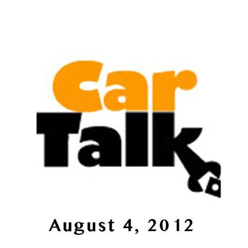 Car Talk, The Clairvoyant Mechanic, August 4, 2012 audiobook cover art
