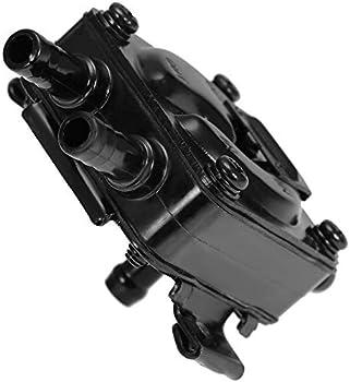 BMotorParts Fuel Pump for 20HP Miller Trailblazer 251 Welder Generator