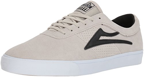 Lakai Sheffield White/Black Suede 11UK