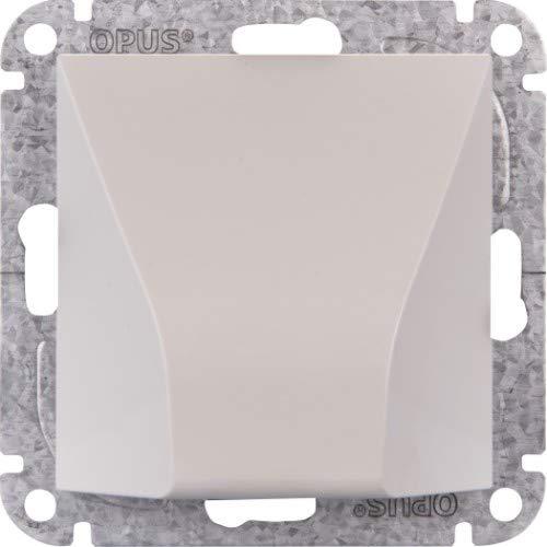 OPUS® 55 Leitungsauslass Farbe polarweiß