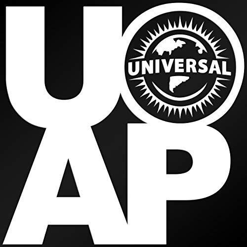 Universal Orlando Passholder Decal (4.5 x 4.5 inches) UOAP