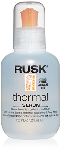 rusk Thermal Serum with Argan Oil, 1er Pack (1 x 130 ml)