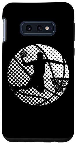 Galaxy S10e Basketball Game Coach Court Sport Souvenir Case