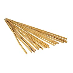 🌱 Hydrofarm bamboo stakes play an important role in the early development and growth habits of the young plants and trees. 🌱 They can be the difference between a straight tree or one that grows crooked. These 4-foot bamboo stakes allow the proper fle...