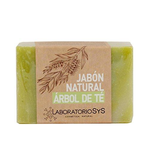 Laboratorio SyS Jabón Natural Árbol de Té 1 unidad 100 Gr