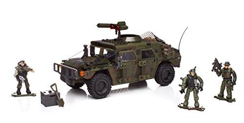 Mega Bloks Call of Duty Armored Vehicle Charge Construction Set