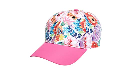 Glove It Stylish Women's Cap, Golf Hat, Baseball Cap, Sun Hat, Ladies Running Hat, Golf Accessories, 100% Polyester, Hawaiian Tropic, one Size