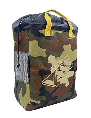 Vass Camouflage Fishing Wader Storage Carry Bag