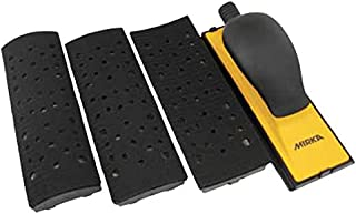 Mirka 8391520111 Handblock Kit Grip 40 L, 70 x 198 mm, Gelb