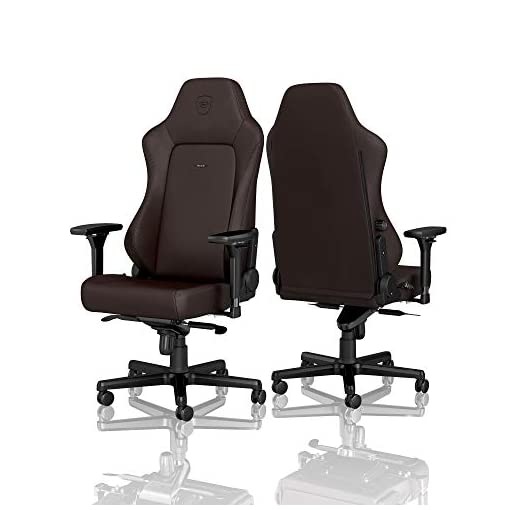 noblechairs Hero Sedia da Gaming - Sedia da ufficio - Sedia da scrivania - Ecopelle PU - 150 kg - 135° Reclinabile… 6