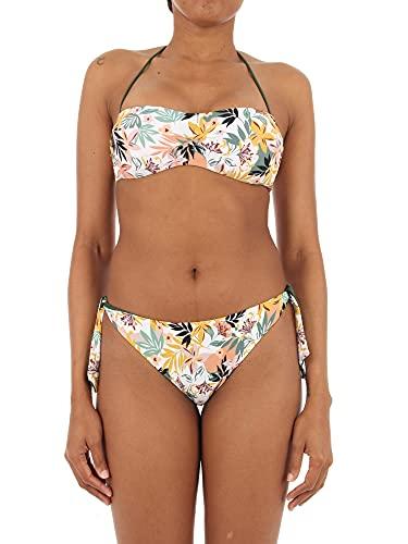 Liu Jo Bikini Diadema con Relleno Extraíble VA1069J5932 Verde Tropical S