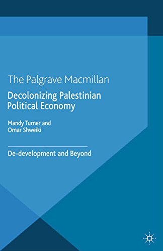 Decolonizing Palestinian Political Economy: De-development and Beyond (Rethinking Peace and Conflict Studies) (English Edition)