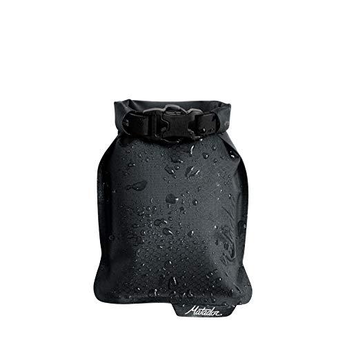 MATADOR FlatPak Soap Bar Case Bolsa de Aseo, 15 cm, Negro (Black)