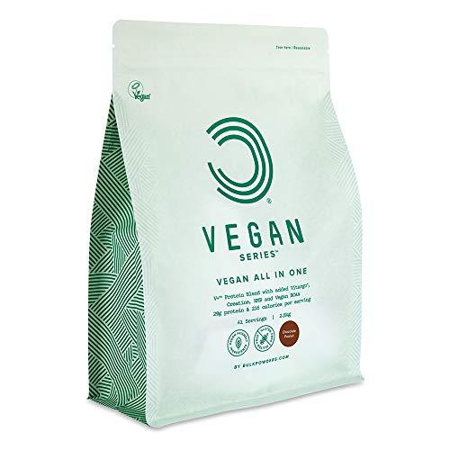BULK POWDERS Vegan All in One Protein Powder, Chocolate Peanut, 2.5 kg
