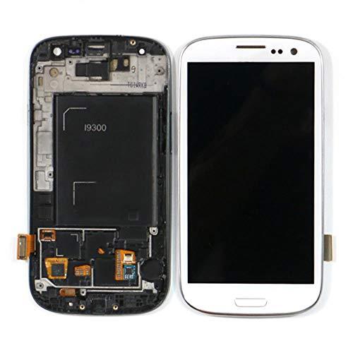 un known For Samsung Galaxy S3 I9300 LCD digitalizador de Pantalla LCD for Samsung S3 Mini S21 S32 Accesorios Electrónicos (Color :) 3'
