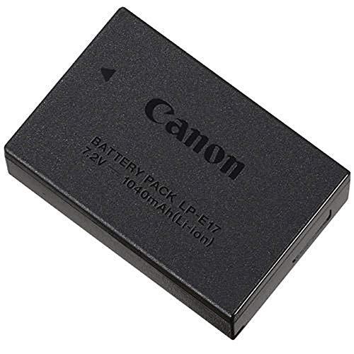 Bateria Canon LP-E17 para Canon T7i, T6i, T6s, RP, Sl3 e Sl2