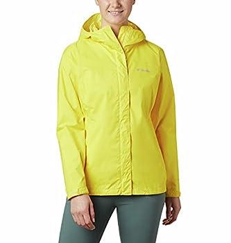 Columbia Women s Arcadia II Jacket Buttercup Small