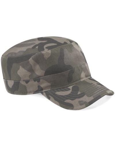Beechfield, Basecap im Military-Stil, B33, Mehrfarbig, B33 One size