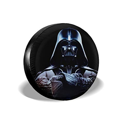 Meng Beasts Star Wars - Funda Universal para neumático de Repuesto con impresión para Coche, Remolque, Caravana, Caravana, Accesorios 15