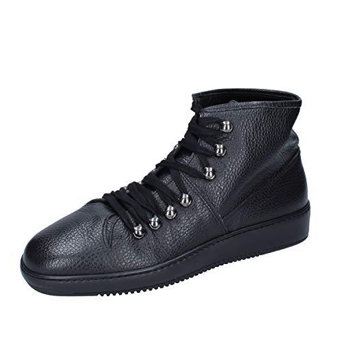 ROBERTO BOTTICELLI Sneakers Heren Leder Zwart