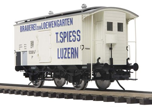 Mth Electric Trains 120909060 – Privé bière Chariot Loewen Jardin