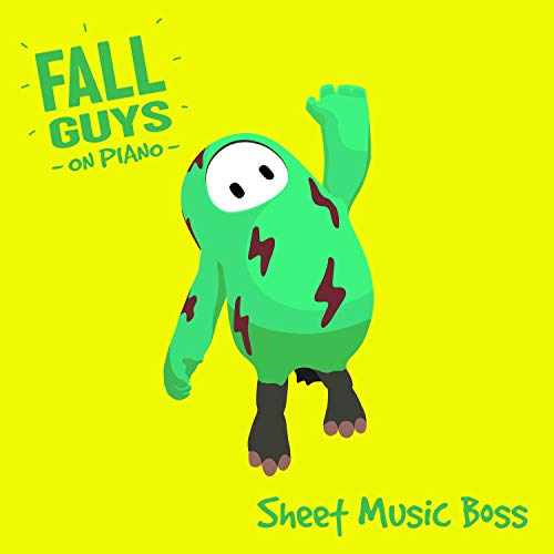 Fall Guys on Piano