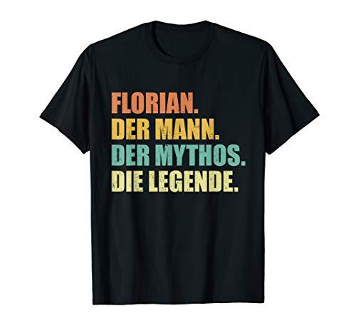 Herren Florian Spruch T-Shirt