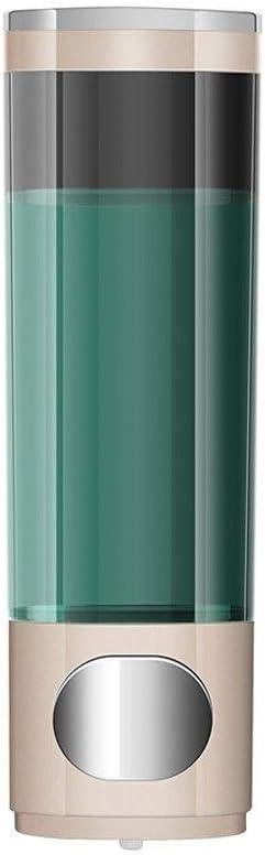 CXJJ Soap Dispenser Bottle Hotel Wall-Mounted Soap Dispenser Hou