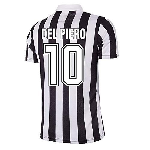 Copa 92-93 Juventus Del Piero 10 Home Retro Trikot - XL